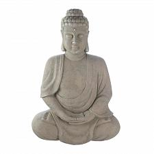 "Buy *17544U - Peaceful Buddha 27"" Wall Art Décor Plaque"