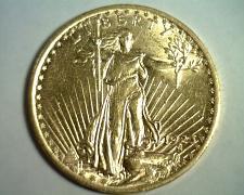 Buy 1923 TWENTY DOLLAR SAINT GAUDENS GOLD UNCIRCULATED+ UNC.+ NICE ORIGINAL COIN