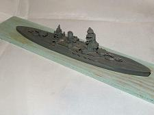 Buy Comet WW II Identification Model Imperial Japanese Battleship Nagato Class