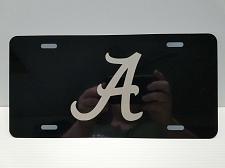 Buy Laser Engraved Alabama A License Plate Car Tag Vanity Plate