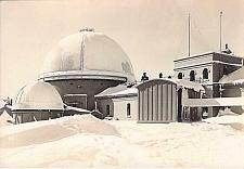 Buy Lick Observatory After Winter Storm Real Photo RPPC Vintage Postcard