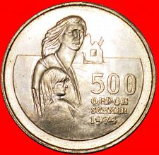 Buy § YEAR OF REFUGEES: CYPRUS★ 500 MILLS 1976! LOW START★NO RESERVE!