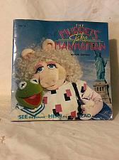 "Buy Record 7"" Vinyl Muppets Take Manhattan 1984"