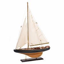 Buy 14749U - Bermuda Tall Ship Model Wood Cotton Canvas