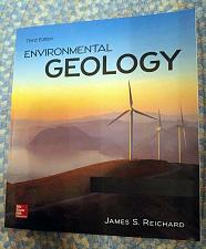 Buy Environmental Geology 3rd INSTRUCTOR'S REVIEW COPY (NEW) 9780078022968
