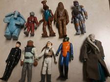 Buy LOT 10 Star Wars 70's 80s kenner Figures bobo fett chewbacca Aliens Greedo+++