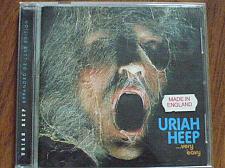 "Buy URIAH HEEP, VERY ""EAVY VERY ""UMBLE BY SANCTUARY MIDLINE 2004 UK USED LIKE NEW"