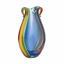 Buy *18716U - Kaleidoscope Art Glass Vase Accent