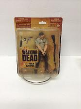 Buy THE WALKING DEAD RICK GRIMES SERIES 1 MCFARLANE FIGURE NIP SMALL SHORT CARD RARE