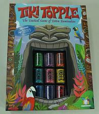 Buy New Sealed Tiki Topple The Tactical Game of Totem Domination 2017 Mensa Select