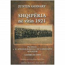 Buy Shqipëria në vitin 1921, Justin Godart. Book from Albania