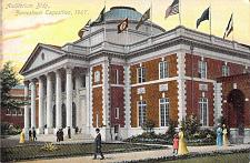Buy 1907 Auditorium Building, Jamestown Exposition Unused Postcard