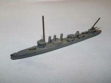Buy Comet WW II Identification Model Imperial Japanese Navy Mahah Class Destroyer