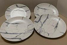 "Buy Set of 4 Matceramica Earthenware 8 1/4"" Luncheon Salad Plates made in Portugal"