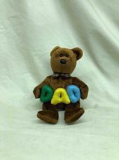 Buy Beanie Baby Dad the Bear TY 2004