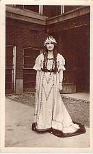 Buy Flapper Era Young Lady Real Photo RPPC Vintage Postcard