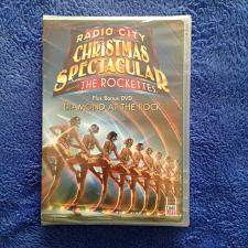 Buy THE ROCKETTES RADIO CITY CHRISTMAS SPECTACLAR DVD SEALED