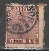 Buy Sweden, #11a, Used, On Paper