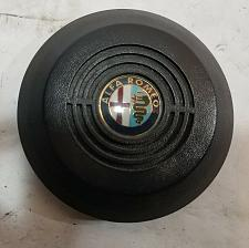 Buy ✅ ALFA ROMEO SPIDER ORIGINAL STEERING WHEEL CENTER HUB HORN BUTTON 86-94