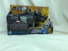 Buy Action Figure Black Panther Rhino Guard Hasbro 2018