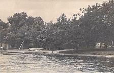 Buy The Florence, Paw Paw Lake, Michigan Real Photo RPPC Vintage Postcard