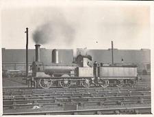 Buy Engine 8174, L.&M.W.S. English Railway, Real Photo RPPC Vintage Postcard