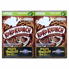 Buy Nestle Koko Krunch Whole Grain Chocolate Breakfast Cereal 330g Pack of 2