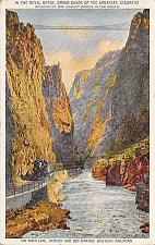 Buy On Main Line, Denver and Rio Grande Western Railroad PA Vintage Postcard