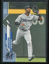 Buy 2020 TOPPS FATHER'S DAY BLUE LEWIS BRINSON, #42, 28/50