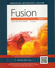 Buy Fusion: Integrated Reading and Writing, Book 1 2nd edition ANNOTATED INSTRUCTOR'