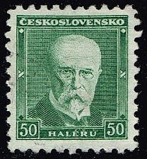 Buy Czechoslovakia #168 President Masaryk; Used (5Stars)  CZE0168-07XRS