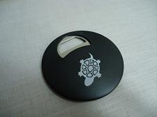 Buy Turtle Bottle opener Magnetic fridge Magnet Turtle Jacks Bar Grill promo