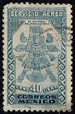 Buy Mexico #C70 Aztec Birdman; Used (2Stars) |MEXC070-04XRS