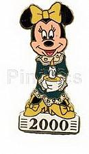 Buy Disneyland Candlelight Minnie Mouse 2000 pin/pins