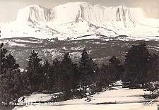Buy Mount Massive Altitude 14, 404 Ft. Near Leadville Real Photo Vintage Postcard