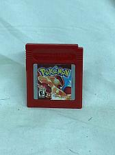 Buy Video Game Game Boy Pokemon Red Nintendo 1996