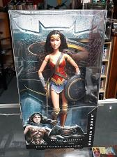 Buy Barbie Collector Black Series Wonder Woman Dawn of Justice Gal Gadot Doll NEW
