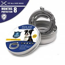 Buy Bayer Seresto 8 Month Flea & Tick Prevention Collar for Small Dogs FREE SHIPPING