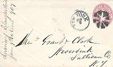 Buy 1865 Use of U58 PSE Cover New York Fancy Cancel