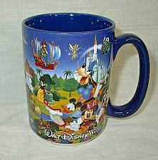 Buy Walt Disney World Mug Cup Disney Parks Pixar Ceramic Many Characters