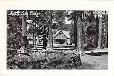 Buy Shuttle Lake Lodge Near Sisters Oregon Real Photo RPPC Vintage Postcard