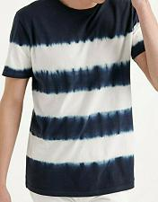 Buy Lucky Brand Men's Tie Dye Stripe Crew XL/TG