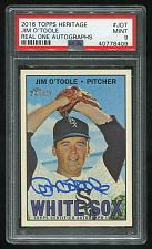 Buy 2016 TOPPS HERITAGE REAL ONE AUTO JIM O'TOOLE, PSA 9 MINT (40778409)