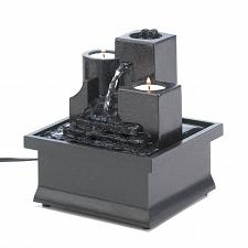 Buy *16892U - Temple Steps Tabletop Fountain