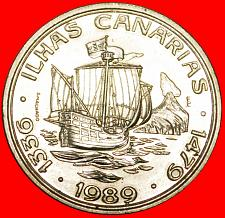 Buy § SHIP: PORTUGAL★100 ESCUDOS 1336 1479 1989 MINT LUSTER!★LOW START ★ NO RESERV