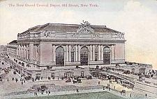Buy The New Grand Central Depot, 42nd Street, New York City Vintage Postcard