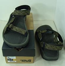 Buy Teva Hurricane XLT Mens Classic Sport Sandals Wavy Trail Olive Sz11 M New in Box