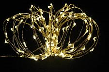 Buy :10737U - 30 LED Copper Fairy String Light - Warm White