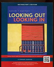 Buy (NEW) Looking Out Looking In 15th INSTRUCTOR'S EDITION 9781305076518