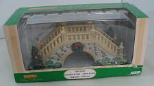 Buy 2006 Lemax Village Collection Christmas Bridge #63567 Original Box Table Piece
